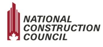 National Construction Council Inc. logo