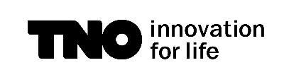Logo van TNO