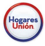 logotipo de la empresa Hogares Unión