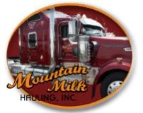 Mountain Milk Hauling