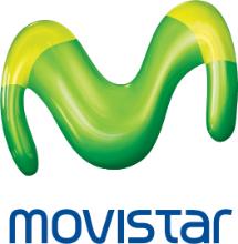 logotipo de la empresa Movistar