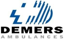 Logo Demers Ambulances