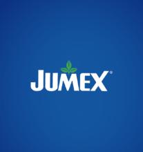 logotipo de la empresa JUMEX