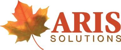 logotipo de la empresa ARIS SOLUTIONS