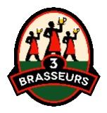 Logo 3 BRASSEURS