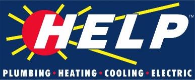 HELP Plumbing Heating Cooling & Electric