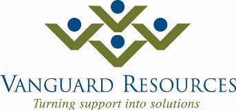 Vanguard Resources logo