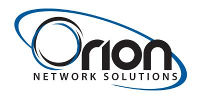 Orion Network Solutions, Inc. logo