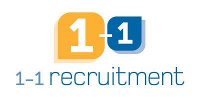 1-1 Recruitment logo