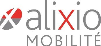 Logo ALIXIO MOBILITÉ