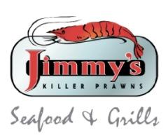 Jimmy's Killer Prawns - Seef Mall - Muharraq - ARAD logo