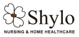 Logo Shylo Nursing and Home Healthcare
