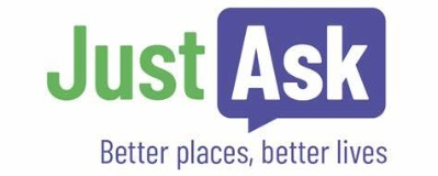 Just Ask Estate Services logo