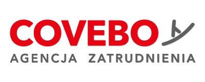 Logo firmy Agencja Zatrudnienia Covebo