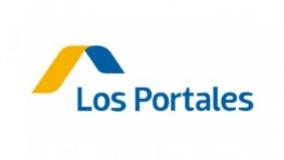 logotipo de la empresa Los Portales S.A.