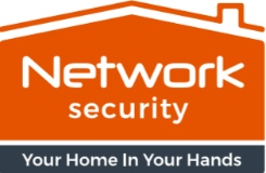 Network security logo