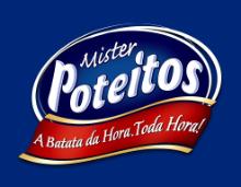 Logotipo - Mister Poteitos