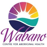 WABANO CENTRE FOR ABORIGINAL HEALTH logo