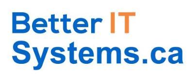 Better IT Systems