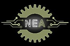 Logo van New Electric Automotive