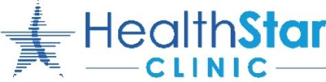 Health Star Clinic logo
