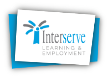 Interserve Learning & Employment logo