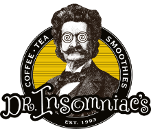 Dr. Insomniac's Fine Coffee, Tea, Smoothies & Cafe
