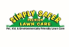 Simply Safer Premium Lawn Care logo