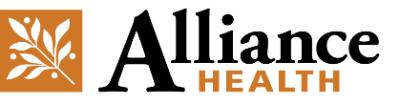 Alliance Health Professionals