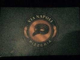 Via Napoli Pizzer logo