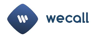 Logo van wecall