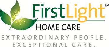 First Light Home Care Canada logo