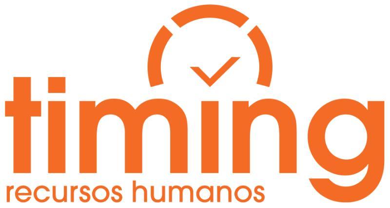 Logótipo - Timing Recursos Humanos