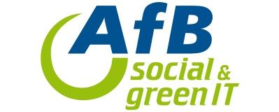 AfB gemeinnützige GmbH-Logo