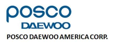 Posco Daewoo America Corp. Sales and Marketing Manager Salaries in