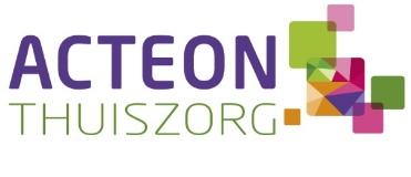 Logo van Acteon Thuiszorg