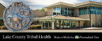 Lake County Tribal Health logo