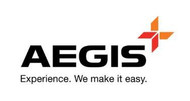 AEGIS (BPO Division of ESSAR Group) logo