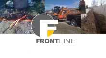 Frontline Utility Trenching