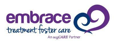 Embrace Treatment Foster Care logo