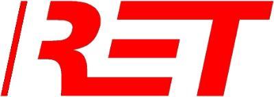 Logo van RET