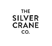 The Silver Crane Company logo