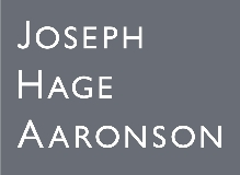Joseph Hage Aaronson LLP logo