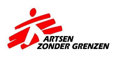 Logo van Artsen zonder Grenzen