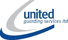 United Guarding Services logo