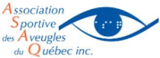 Logo Association sportive des aveugles du Québec (ASAQ)