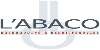 Logo L'Abaco BV - Boekhouding & Bedrijfsadvies