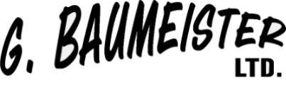 G. Baumeister Ltd logo