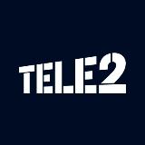 Logotyp för Tele2