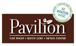 Pavilion Car Wash, Quick Lube & Detail logo